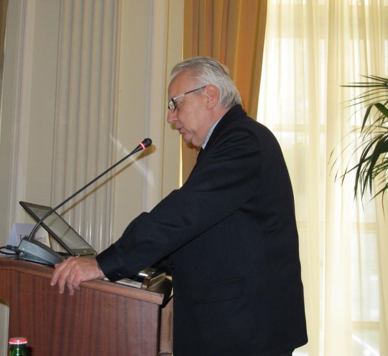 Prof. Emili Montserrat, Hospital Clinic I Provincial de Barcelona, relatore su invito del Prof. Abbadessa